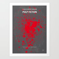 No067 My Pulp Fiction Mi… Art Print