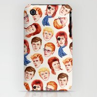 iPhone 3Gs & iPhone 3G Cases featuring David by Helen Green