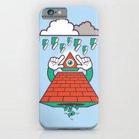 iPhone & iPod Case featuring Illuminati by Tshirtbaba