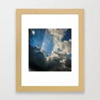 Let Your Name Be Sanctif… Framed Art Print