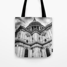 St Paul's Cathedral Lond… Tote Bag