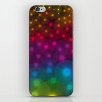 SF Dandelion Rainbow iPhone & iPod Skin