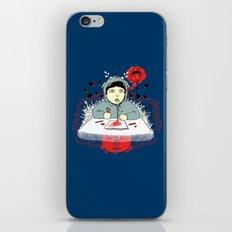 Creative Blank iPhone & iPod Skin