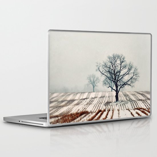 Winter Farm Laptop & iPad Skin