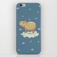 Capy In The Sky With Dia… iPhone & iPod Skin