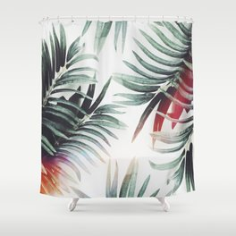 Shower Curtain - Vintage plants - Lost Empire