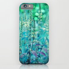 Textured Purple Loosestrife Slim Case iPhone 6s