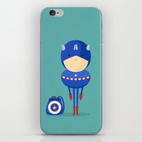 My dreaming hero! iPhone & iPod Skin