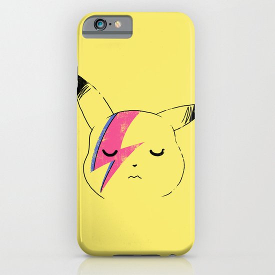 Pika Stardust iPhone & iPod Case