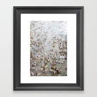 Mallard Ducks Framed Art Print