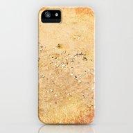 Sea Shells On Sand iPhone (5, 5s) Slim Case