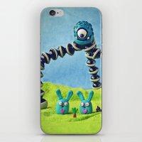 Carrot - Fimo Version iPhone & iPod Skin