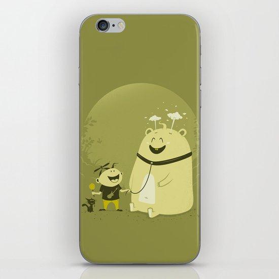 Meet Momo iPhone & iPod Skin