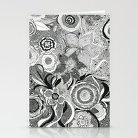 Going With The Flow[er] Stationery Cards