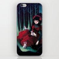 Asleep iPhone & iPod Skin