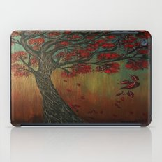 Blowing in the wind iPad Case