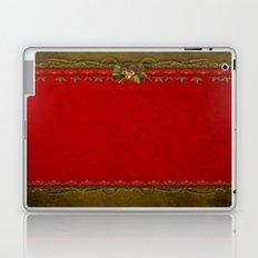 Christmas Deco Laptop & iPad Skin