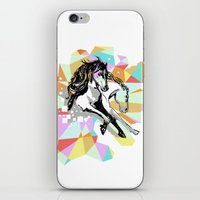 Comic Art: Wild Hearts iPhone & iPod Skin