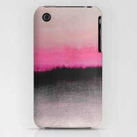iPhone 3Gs & iPhone 3G Cases featuring Double Horizon by Georgiana Paraschiv