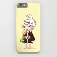 Bunny Mask iPhone 6 Slim Case
