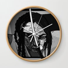 Cause & Effect Wall Clock