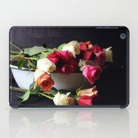 Las Rosas iPad Case