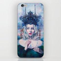 Self-Crowned iPhone & iPod Skin