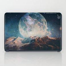 Lake Moon iPad Case
