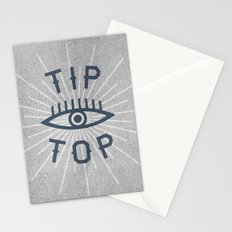 Tip Top Stationery Cards