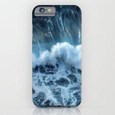 Sea Waves iPhone 6 Slim Case