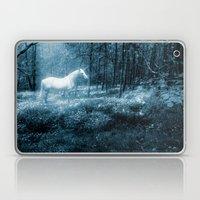 Under a moonlit sky Laptop & iPad Skin