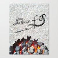 Defy conformationtotheworld Canvas Print