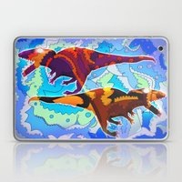 Dinosaur Collaboration Laptop & iPad Skin