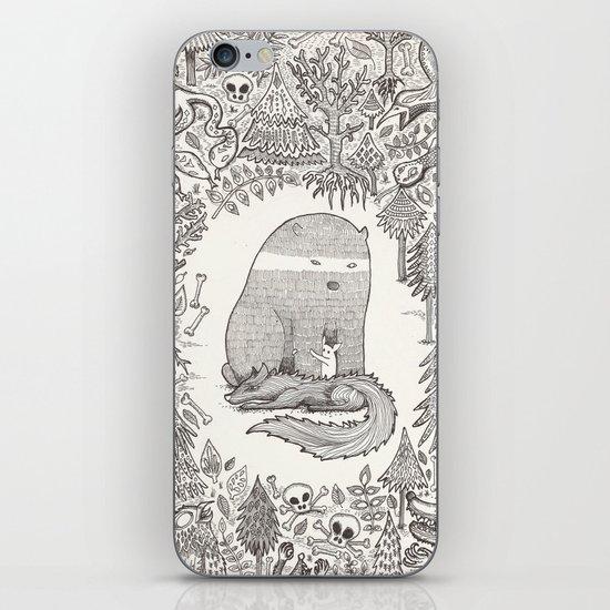 froggle, doggle and poggle iPhone & iPod Skin