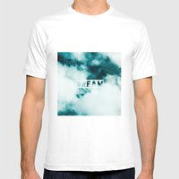 Dream Mens Fitted Tee White SMALL