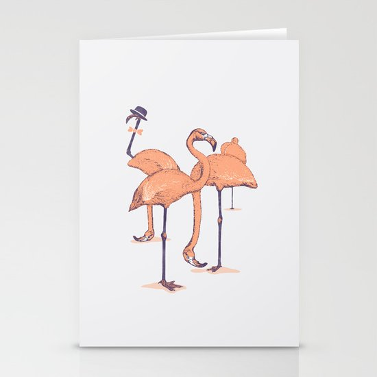 Photobombed Stationery Card