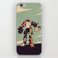 famous car monster iPhone & iPod Skin