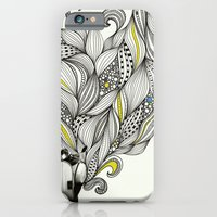iPhone & iPod Case featuring Scoot by Rachel Russell