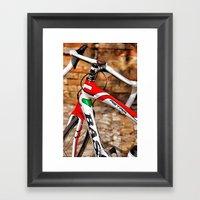 Bike 2 Framed Art Print
