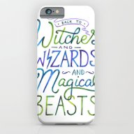 AVPM - Back To Hogwarts iPhone 6 Slim Case
