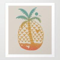 Sweet Summer Dream Art Print