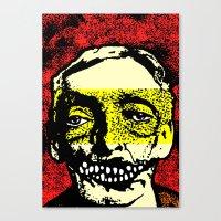 TRUE CRIME: Albert Fish Canvas Print