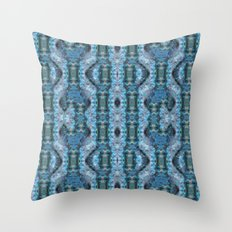Processing Fish Pipes Throw Pillow