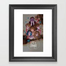 Life is Strange Framed Art Print