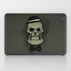 Old Skull iPad Case