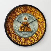 NOVUS ORDO Wall Clock