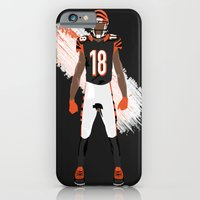 Who Dey? - A.J. Green iPhone 6 Slim Case