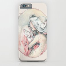 14/02 : Love is a hate and a lie Slim Case iPhone 6s