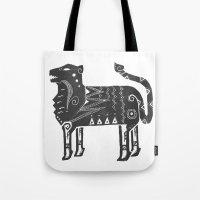 Panthera Tigris Sumatrae Tote Bag