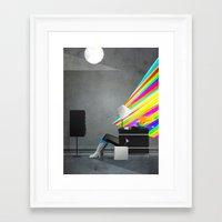 Dazzler  Framed Art Print